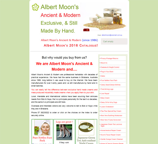 Albertmoons Herbal Care