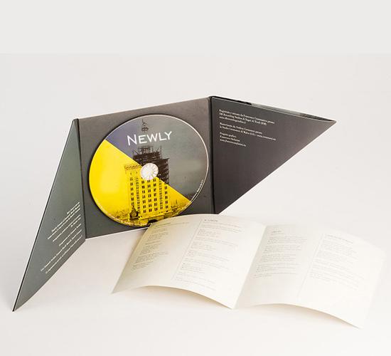 CD & DVD Box Design1