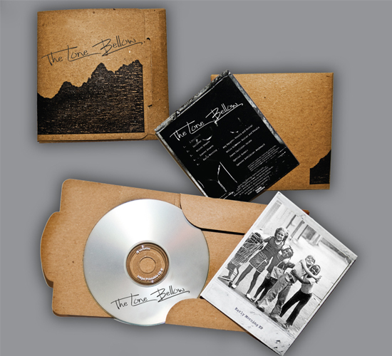 CD & DVD Cover Page Design 4
