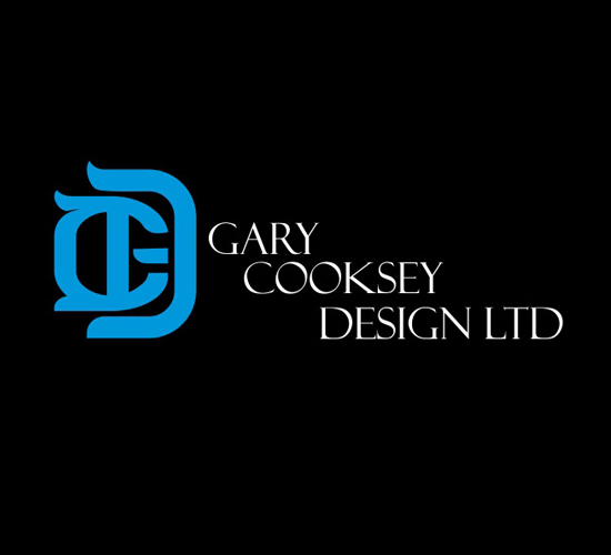 Gary Cooksey Design Logo