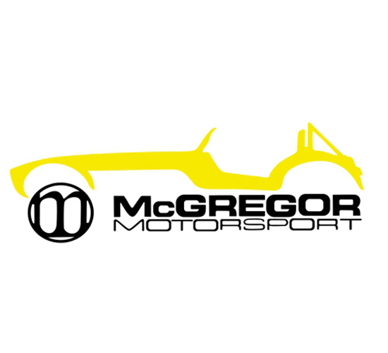 Mcgregormotorsport Logo