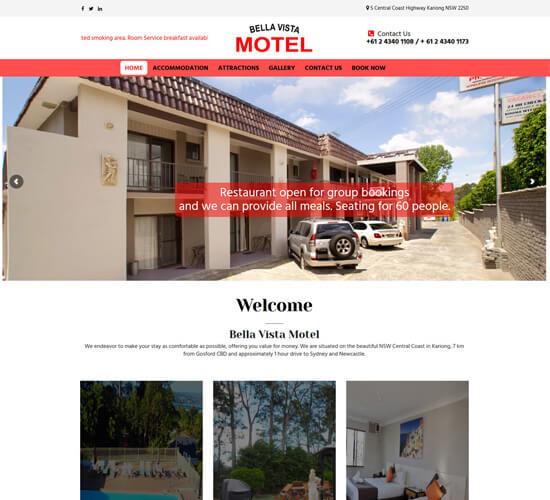 Bellavista motel